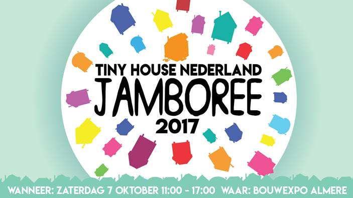 Tiny House Nederland Jamboree 2017